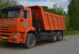 Продаем КамАЗ 6520 Самосвал 2011г.